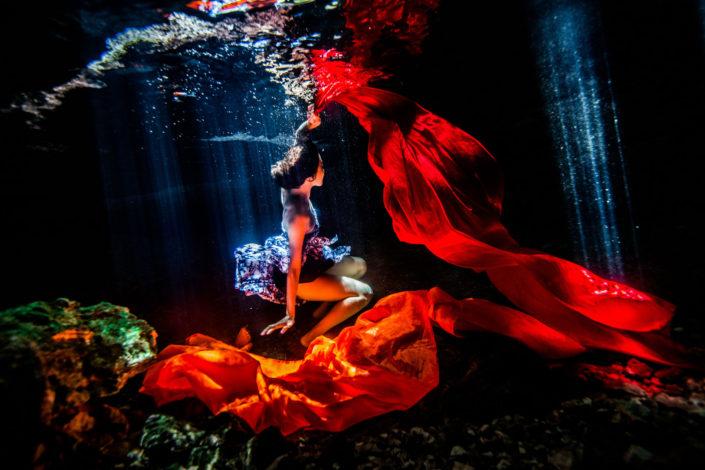 Underwater Modelling